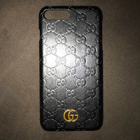 quality design 222bd ddd00 Gucci Iphone 7plus / 8 plus case.